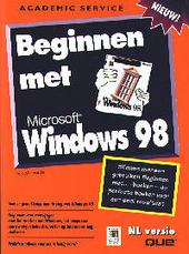 Beginnen met Windows 98 : NL versie