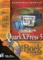 QuarkXPress : het complete handboek