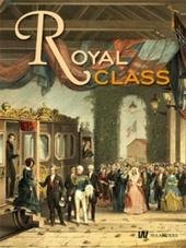 Royal class : koninklijk reizen per trein