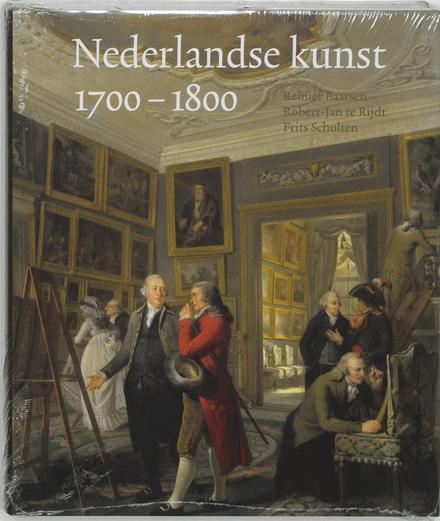 Nederlandse kunst in het Rijksmuseum 1700-1800