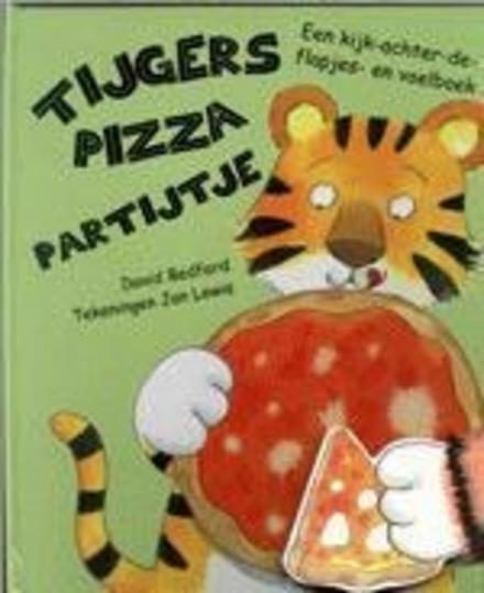 Tijgers pizzapartijtje