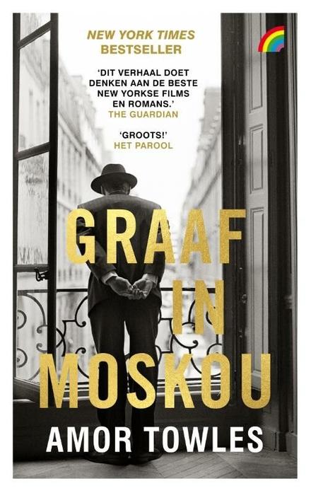 Graaf in Moskou : roman
