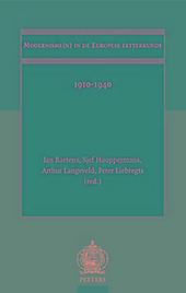Modernisme(n) in de Europese letterkunde : 1910-1940