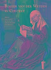 Rogier Van der Weyden in context
