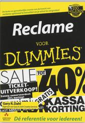 Reclame voor dummies