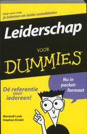 Leiderschap voor dummies