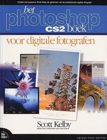 Het Photoshop CS2 boek voor digitale fotografen