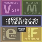 Het grote alles-in-één computerboek : Vista-editie
