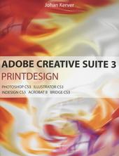 Adobe Creative Suite 3 : printdesign