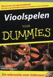 Vioolspelen voor dummies