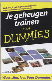 Je geheugen trainen voor dummies