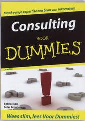 Consulting voor dummies