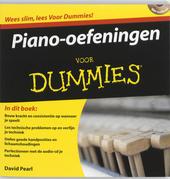 Piano-oefeningen voor dummies