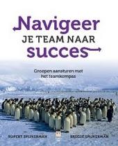 Navigeer je team naar succes : groepen aansturen met het teamkompas