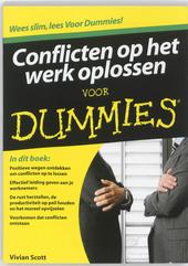 Conflicten op het werk oplossen voor dummies