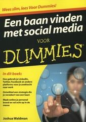 Een baan vinden met social media voor dummies