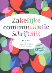 Zakelijke communicatie : schriftelijk