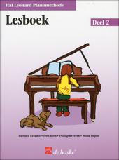 Hal Leonard pianomethode : Lesboek. Deel 2