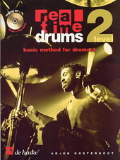 Real time drums : in songs & styles. Level 2