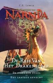De reis van het drakenschip gevolgd door De zilveren stoel en Het laatste gevecht