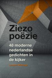 Ziezo poëzie : 48 moderne Nederlandse gedichten in de kijker