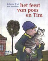 Het feest van poes en Tim