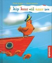 Kip Kaat wil naar zee