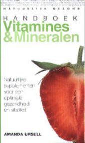 Handboek vitamines en mineralen
