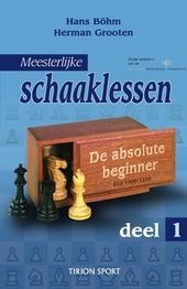 Meesterlijke schaaklessen