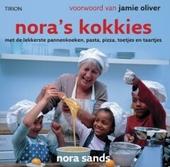 Nora's kokkies : met de lekkerste pannenkoeken, pasta, pizza, toetjes en taartjes