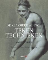 De klassieke school : tekentechnieken