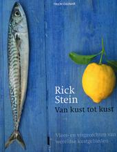 Van kust tot kust : vlees- en visgerechten van wereldse kustgebieden