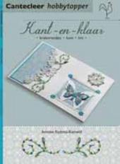 Kant -en- klaar : kerstkaarten met kralenrandjes, kant en lint