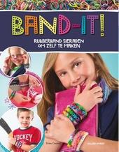 Band-it : rubberband sieraden om zelf te maken