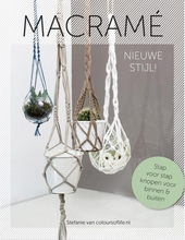 Macramé : nieuwe stijl!
