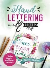 Handlettering & doodles : letters tekenen, schilderen & kleuren