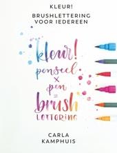 Kleur! : brushlettering voor iedereen