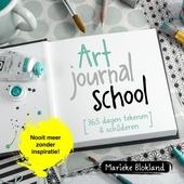 Art journal school : 365 dagen tekenen & schilderen