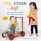 Hip, stoer en lief! : zelf babykleertjes naaien van jersey