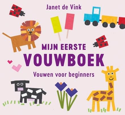 Mijn eerste vouwboek : vouwen voor beginners