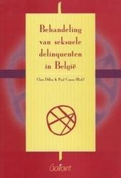 Behandeling van seksuele delinquenten in België