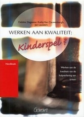 Werken aan kwaliteit: kinderspel? : evaluatie-instrument voor de hulpverlening aan armen : een handboek