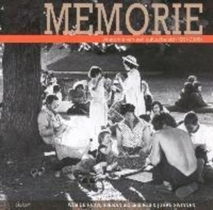 Memorie : anatomie van een cultuurbeleid 1961-2005