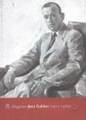 Uitgever Bert Bakker 1912-1969
