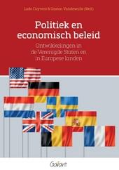 Politiek en economisch beleid : ontwikkelingen in de Verenigde Staten en in Europese landen