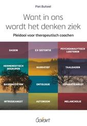 Want in ons wordt het denken ziek : pleidooi voor therapeutisch coachen