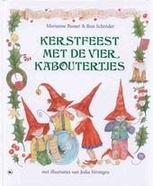 Kerstfeest met de vier kaboutertjes