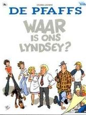 Waar is ons Lyndsey ?