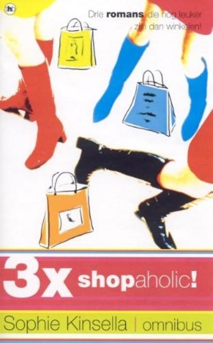 3 x shopaholic! : omnibus