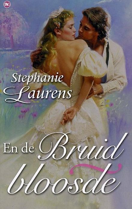 En de bruid bloosde